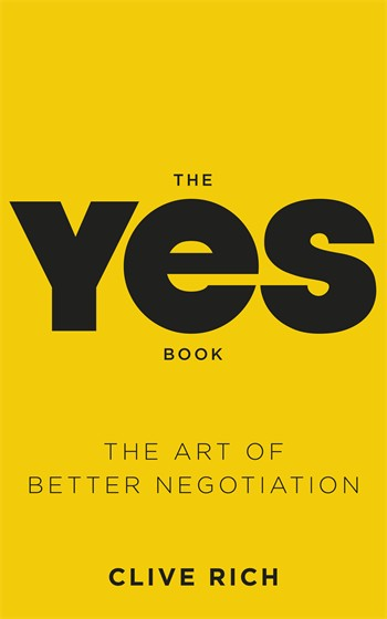 The Yes Book Cover