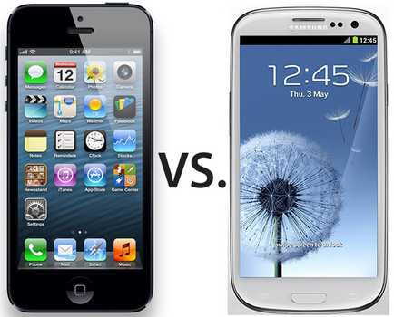 Apple vs Samsung Negotiation