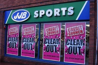 JJB Sports Shutdown