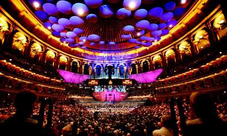 Royal Albert Hall Negotiation
