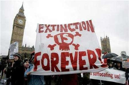 Climate Change Extinction_Negotiation