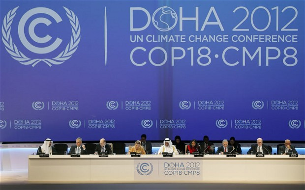 Climate Change Doha Conferance_Negotiation