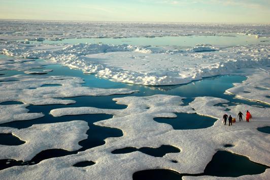 Ice Caps Climate Change_Negotiation